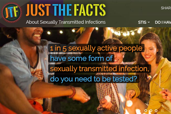 It's not sexy, it's Just the Facts