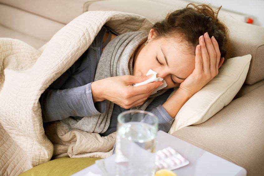 Cold or the flu?