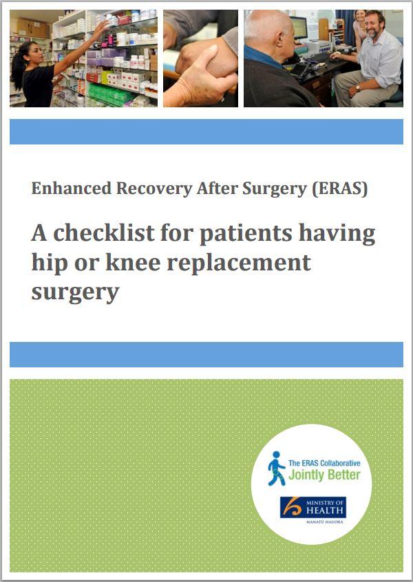 Hip Replacement Surgery Checklist